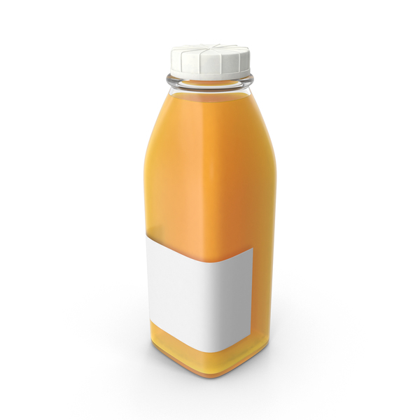 Juice Bottle Object
