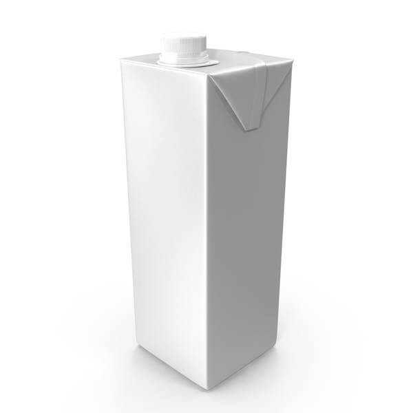 Drink Container: Juice Box 2L Slim PNG & PSD Images