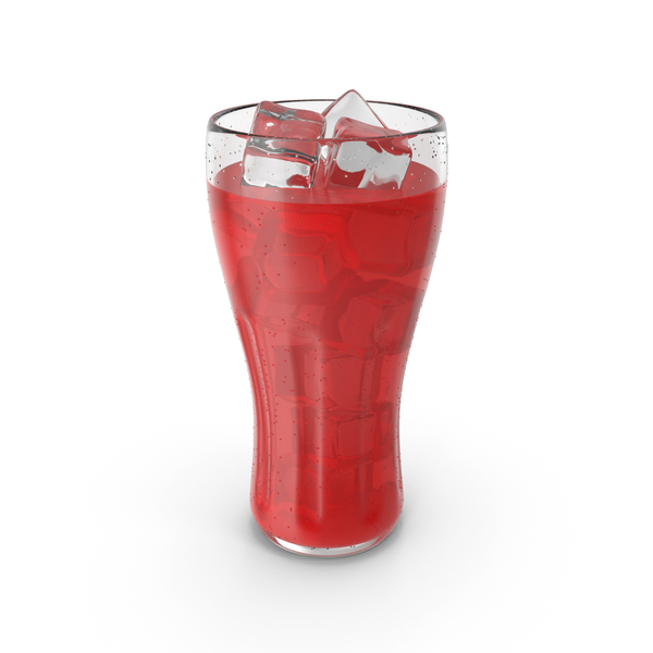 Juice Glass Red PNG & PSD Images
