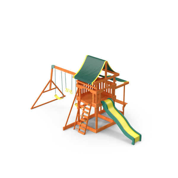 Playground: Jungle Gym PNG & PSD Images