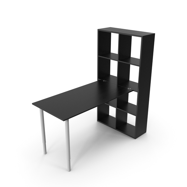 Kallax  77x147 Table PNG & PSD Images