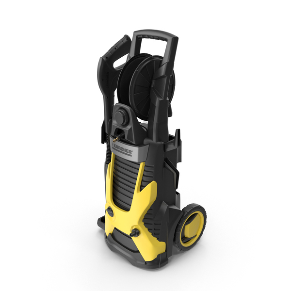 Karcher Pressure Washer PNG & PSD Images