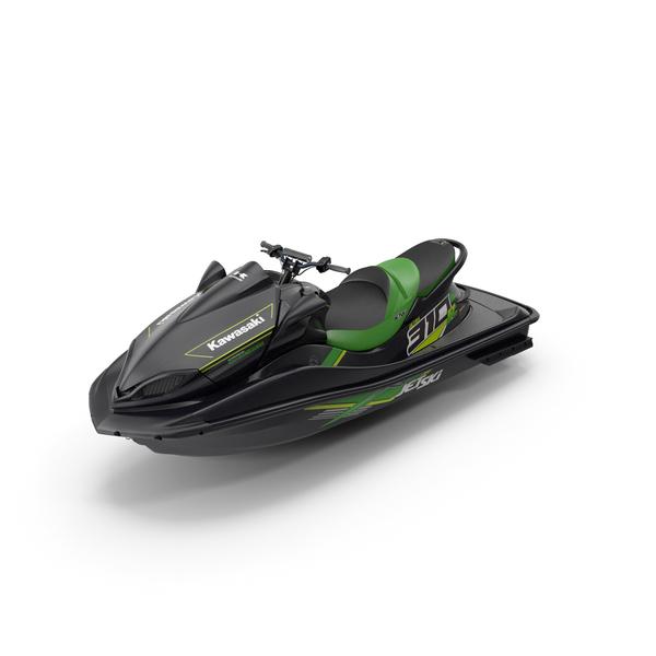 Kawasaki Jet Ski Ultra 310R 2019 PNG & PSD Images