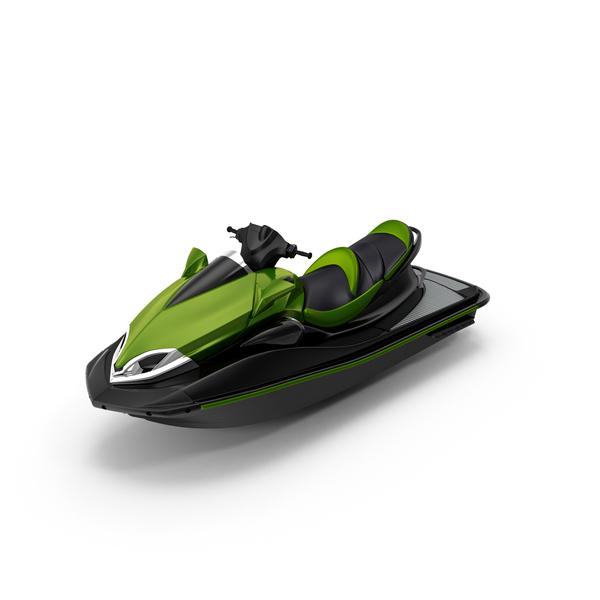 Kawasaki Ultra 310 Jet Ski Object