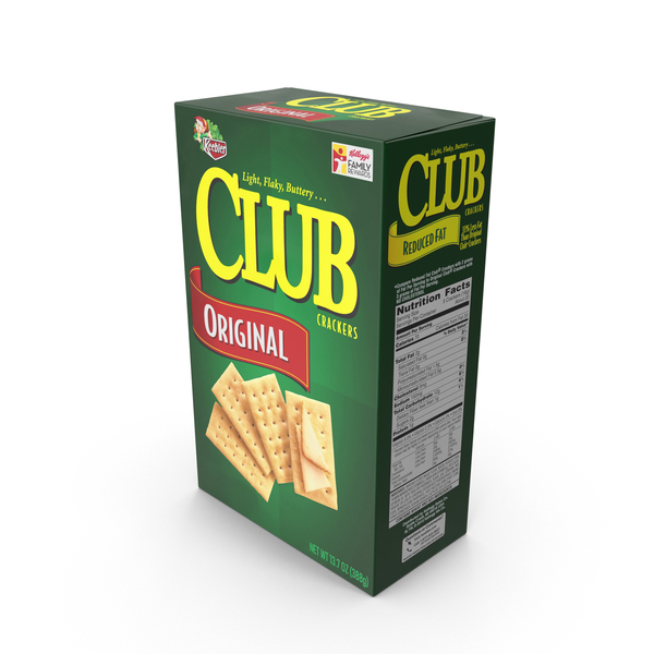 Keebler Club Crackers PNG & PSD Images