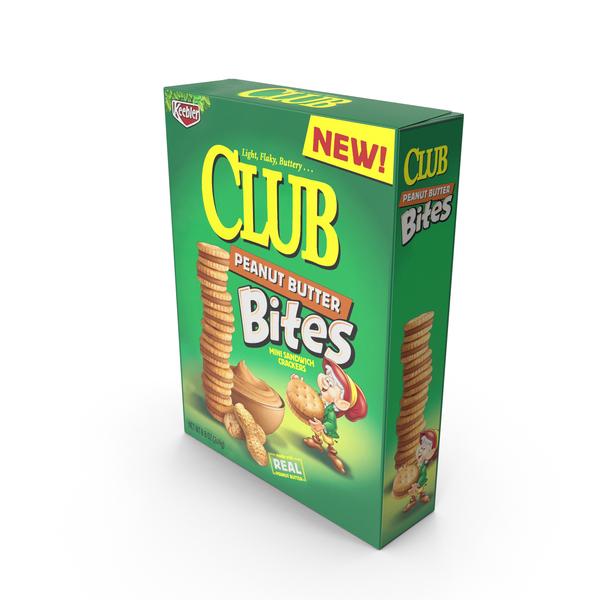 Keebler Club Peanut Butter Bites PNG & PSD Images