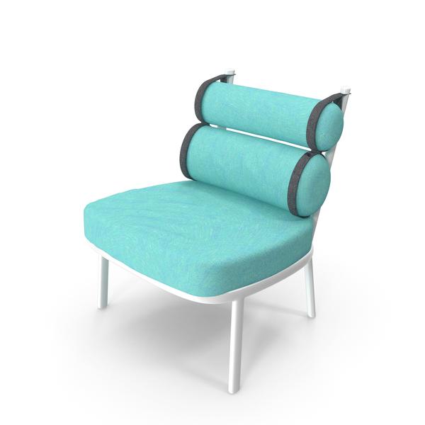Kettal Garden Chair PNG & PSD Images