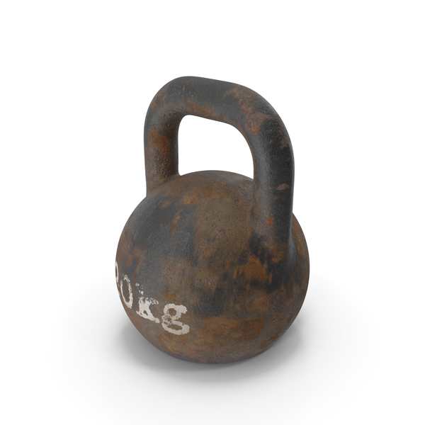 Kettlebell 20 kg PNG & PSD Images