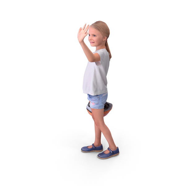 Kid Posed PNG & PSD Images