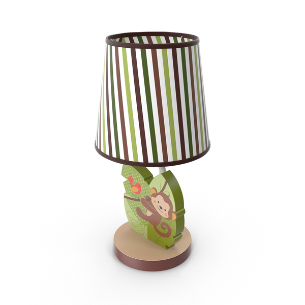 Kid's Lamp PNG & PSD Images