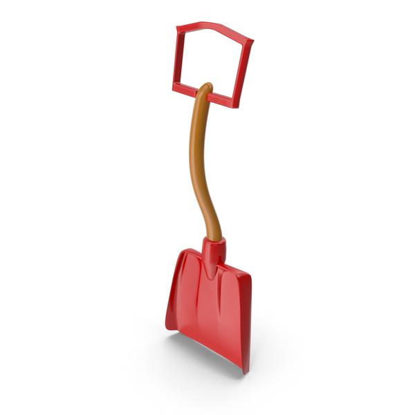 Kid's shovel PNG & PSD Images
