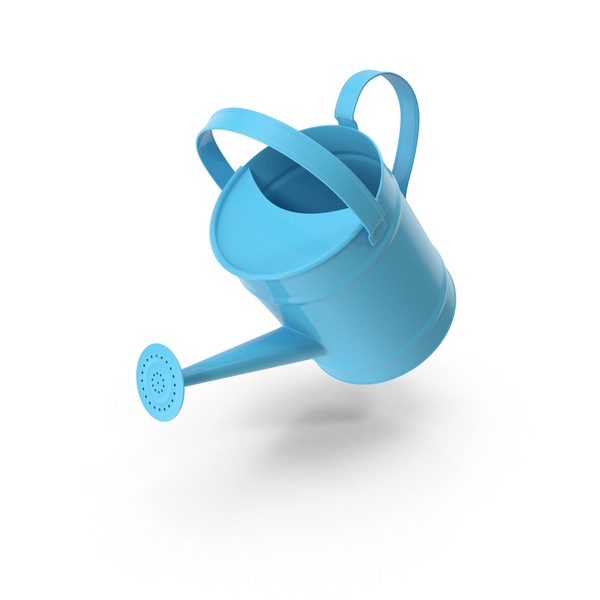 Kid's Watering Can PNG & PSD Images