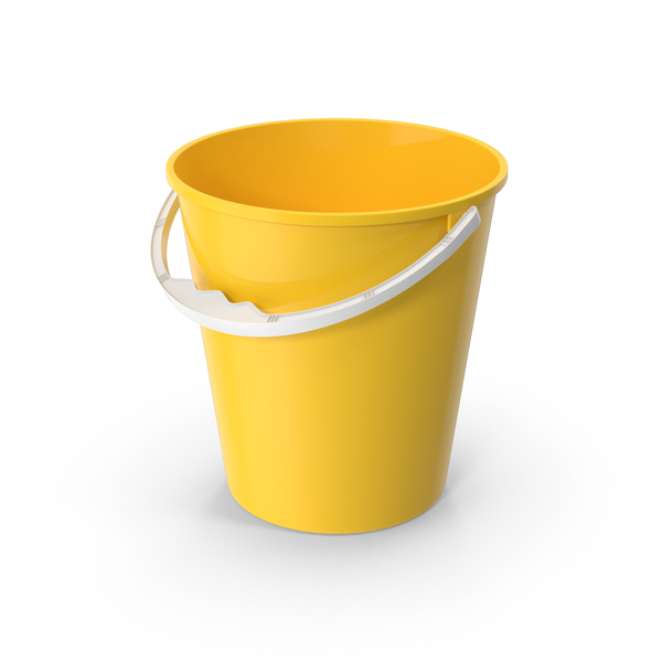 Kids Plastic Bucket PNG & PSD Images