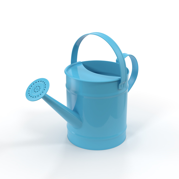Kids Watering Can PNG & PSD Images