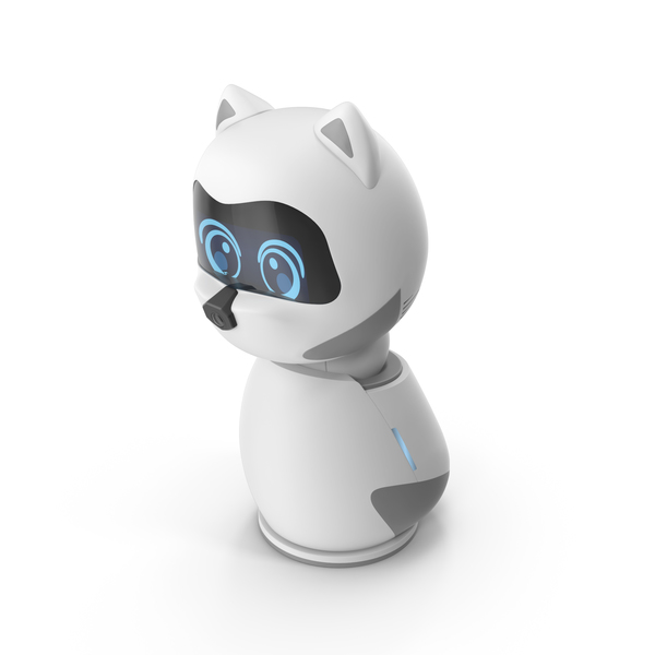 Kiki Pet Robot Cat PNG & PSD Images