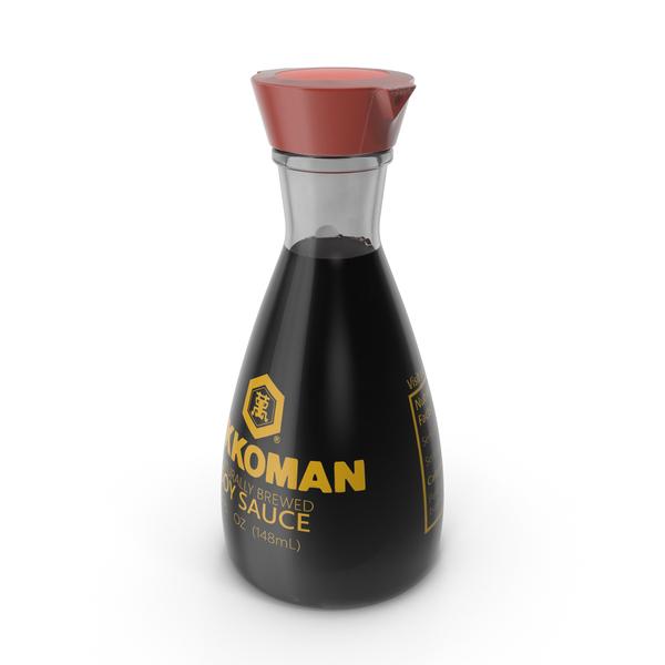 Kikkoman Soy Sauce PNG & PSD Images