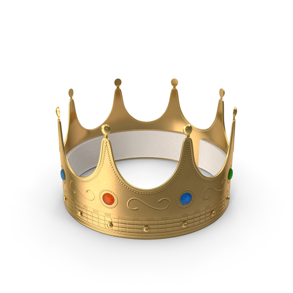 Royal: King Crown PNG & PSD Images