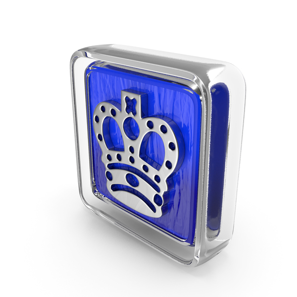 Symbols: King Icon PNG & PSD Images