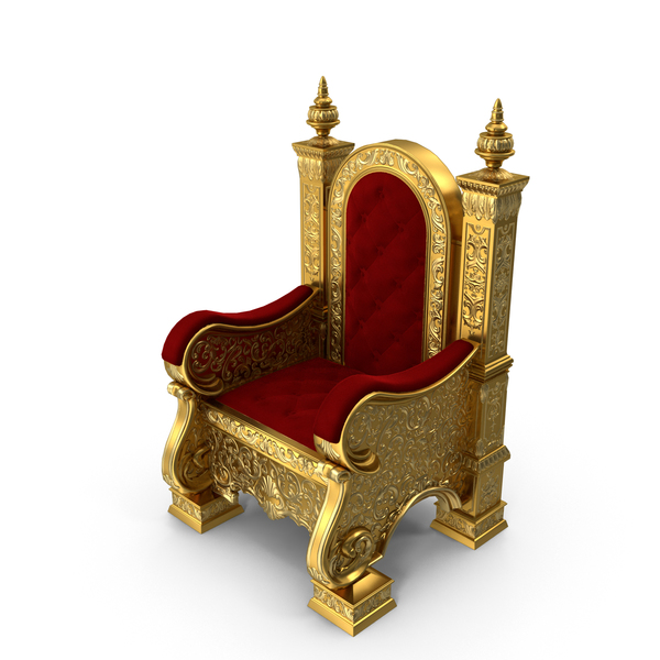 King's Throne PNG & PSD Images