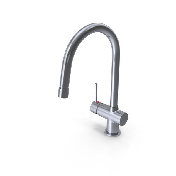 Kitchen Faucet PNG & PSD Images