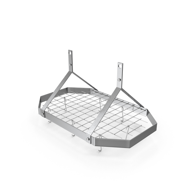 Kitchen Pan Rack PNG & PSD Images