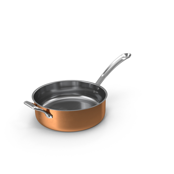 Kitchen Sauté Pan PNG & PSD Images
