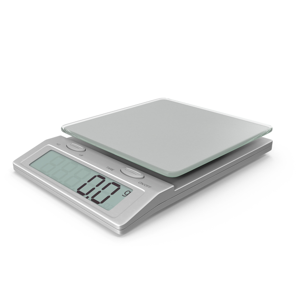 Kitchen Scale Object