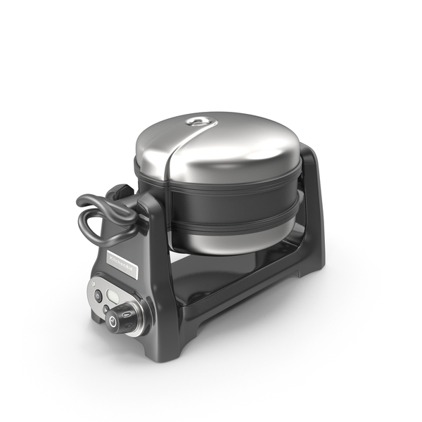 Maker: KitchenAid Artisan Waffle Iron PNG & PSD Images