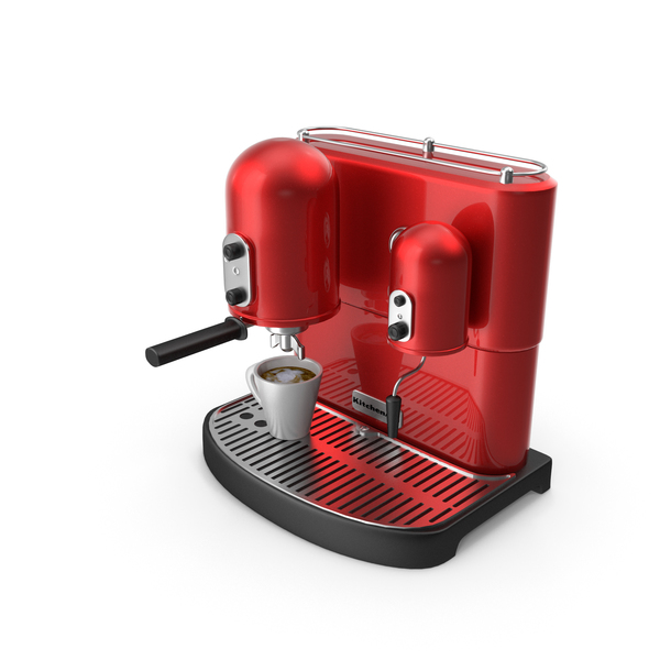 KitchenAid Coffeemaker PNG & PSD Images