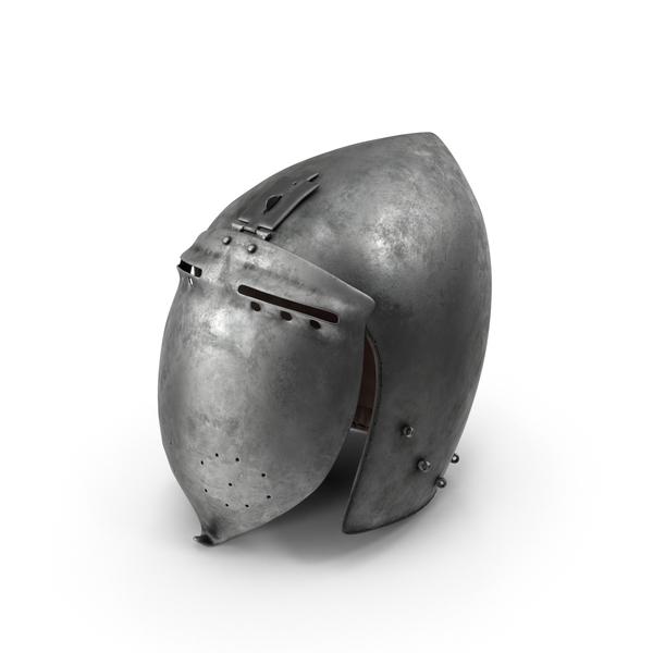 Klappvisier Bascinet Helmet PNG & PSD Images