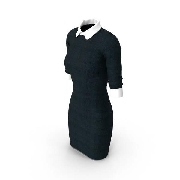 Knitted Dress PNG & PSD Images