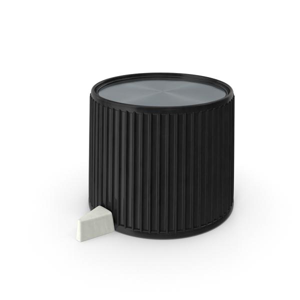 Volume Control: Knob Object