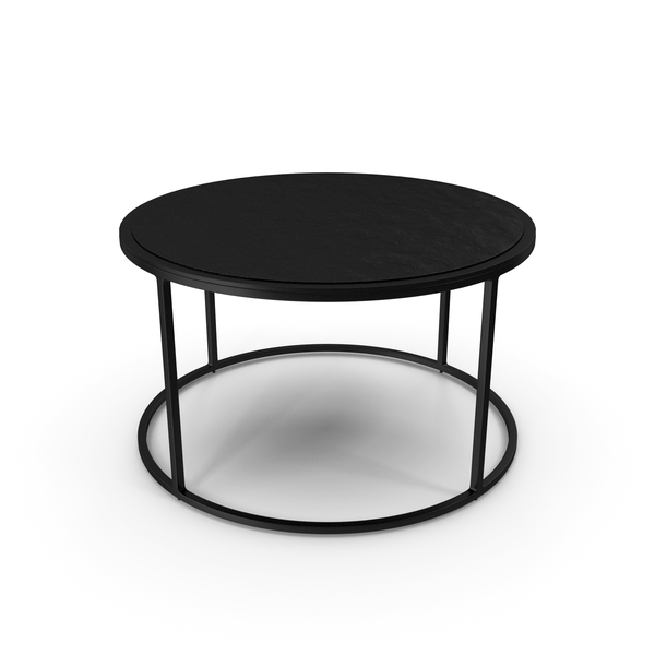 Knurl Small Coffee Table PNG & PSD Images