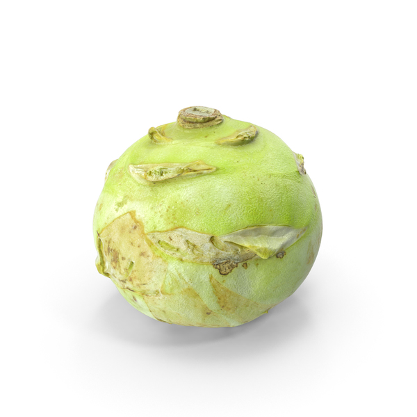 Kohlrabi German Turnip PNG & PSD Images