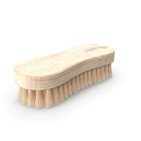 Konex Nylon Fiber Cleaning Brush Light Wood PNG & PSD Images