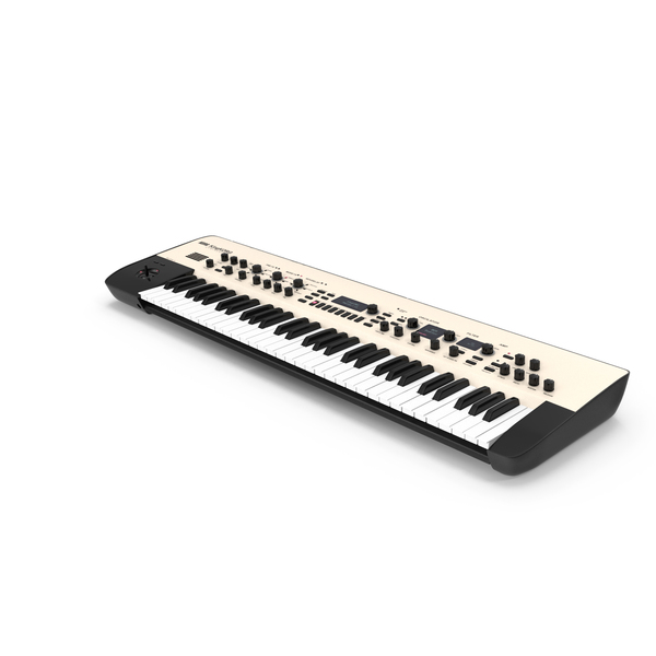 Korg KingKORG 61 Key Analog Modeling Synthesizer PNG & PSD Images