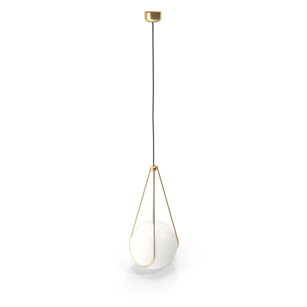 Kosmos Holder Pendant Light PNG & PSD Images