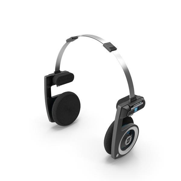 Koss Porta Pro Classic Headphones PNG & PSD Images