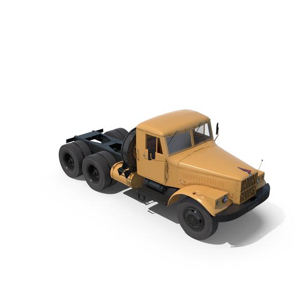 Kraz Truck PNG & PSD Images