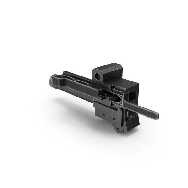 Kriss Vector Barrel Recharger PNG & PSD Images