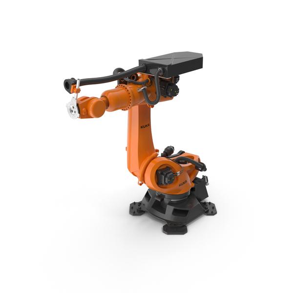Kuka Robot  KR 120 R2500 PNG & PSD Images