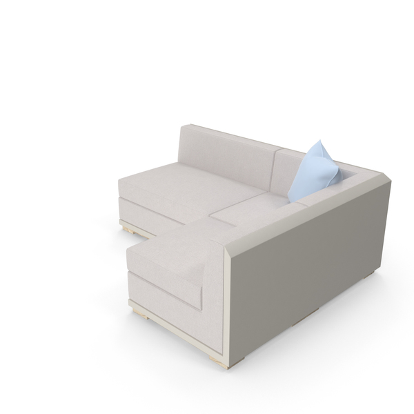 L Shaped Sofa PNG & PSD Images