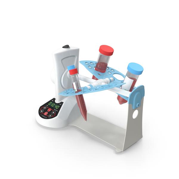 Lab Rotating Mixer PNG & PSD Images