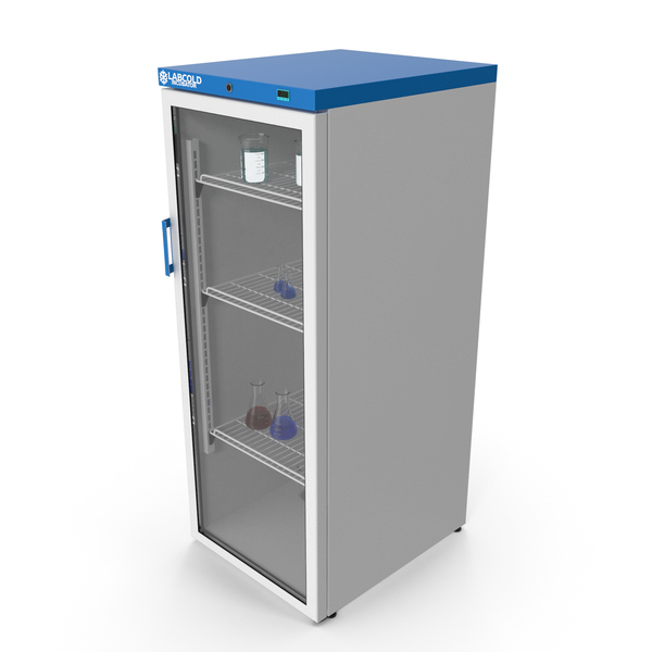 Labcold Cooled Incubator 340L with Flask PNG & PSD Images