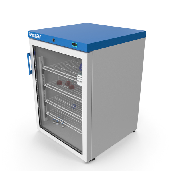 Labcold Incubator 150L with Flask PNG & PSD Images