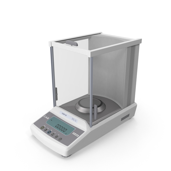 Laboratory Analytical Balances PNG & PSD Images
