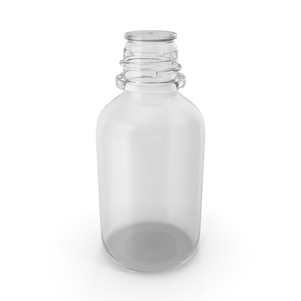 Laboratory Bottle Small PNG & PSD Images