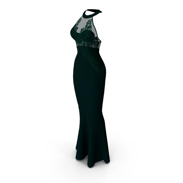 Lace Dress PNG & PSD Images