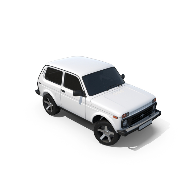 Lada Niva PNG & PSD Images