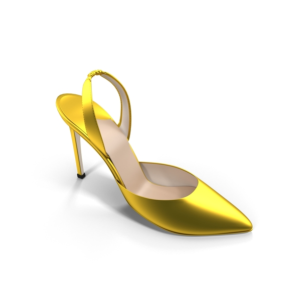 Ladies High Heel Shoes PNG & PSD Images